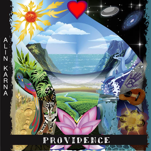 Providence - the album CD cover